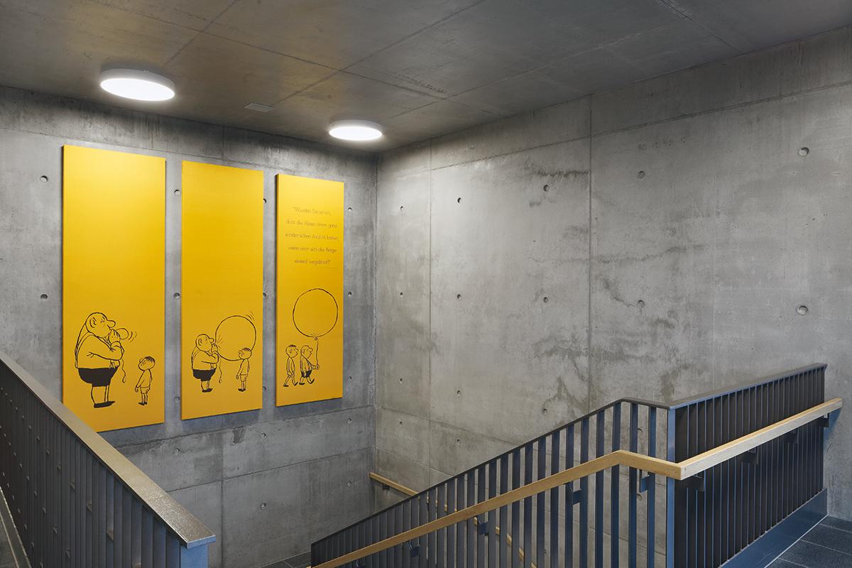 gymnasium stahnsdorf silentrooms. Black Bedroom Furniture Sets. Home Design Ideas